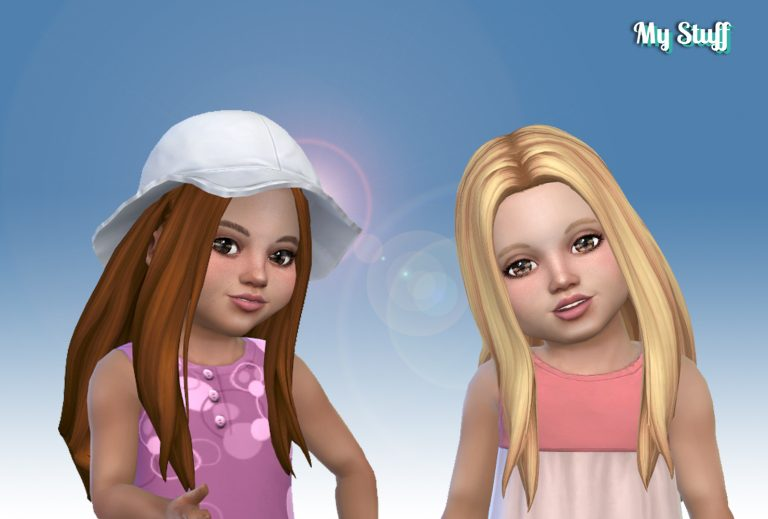 Liliana Hairstyle for Toddlers