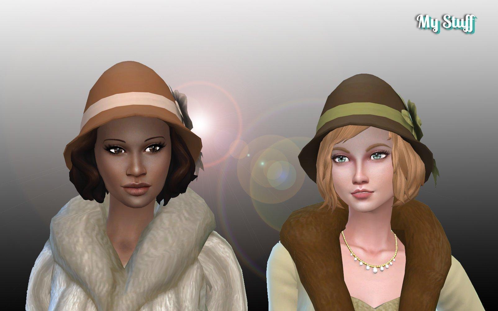 Cloche Hat Conversion