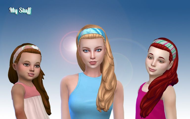Livia Hairband Recolor 💕