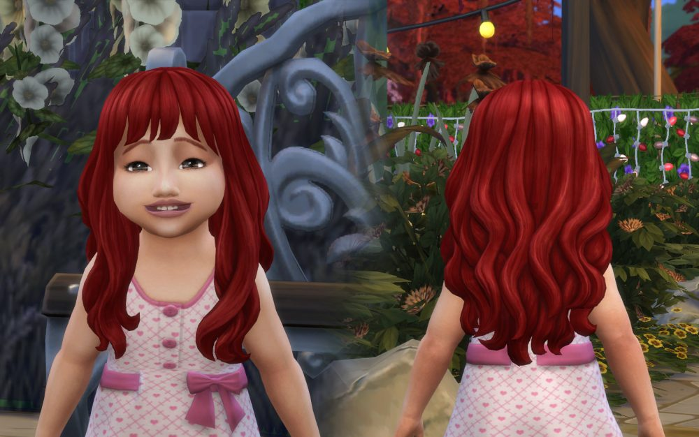 Long Wavy Seasons for Toddlers