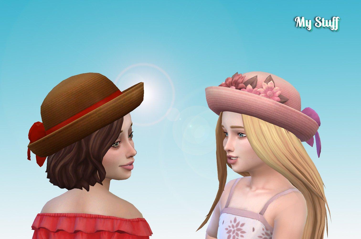Straw Hat Conversion