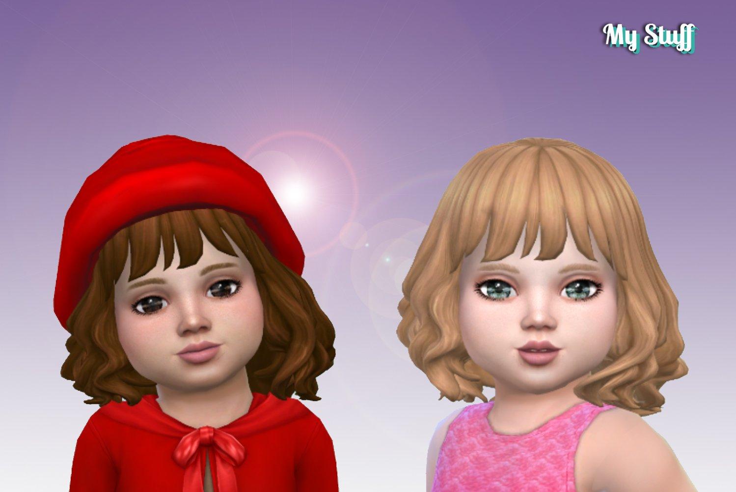 Medium Wavy Seasons for Toddlers