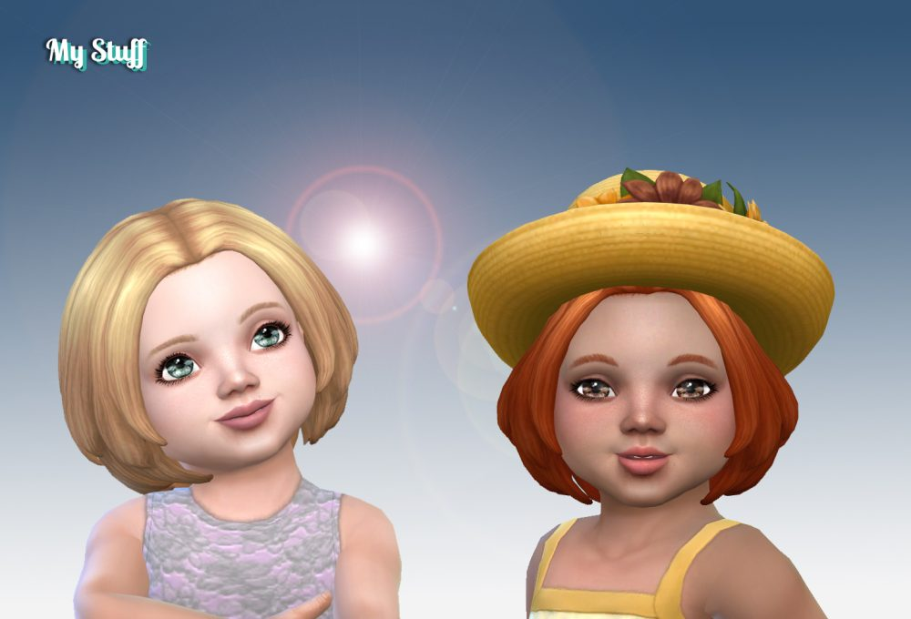 Brooke Hairstyle for Toddlers