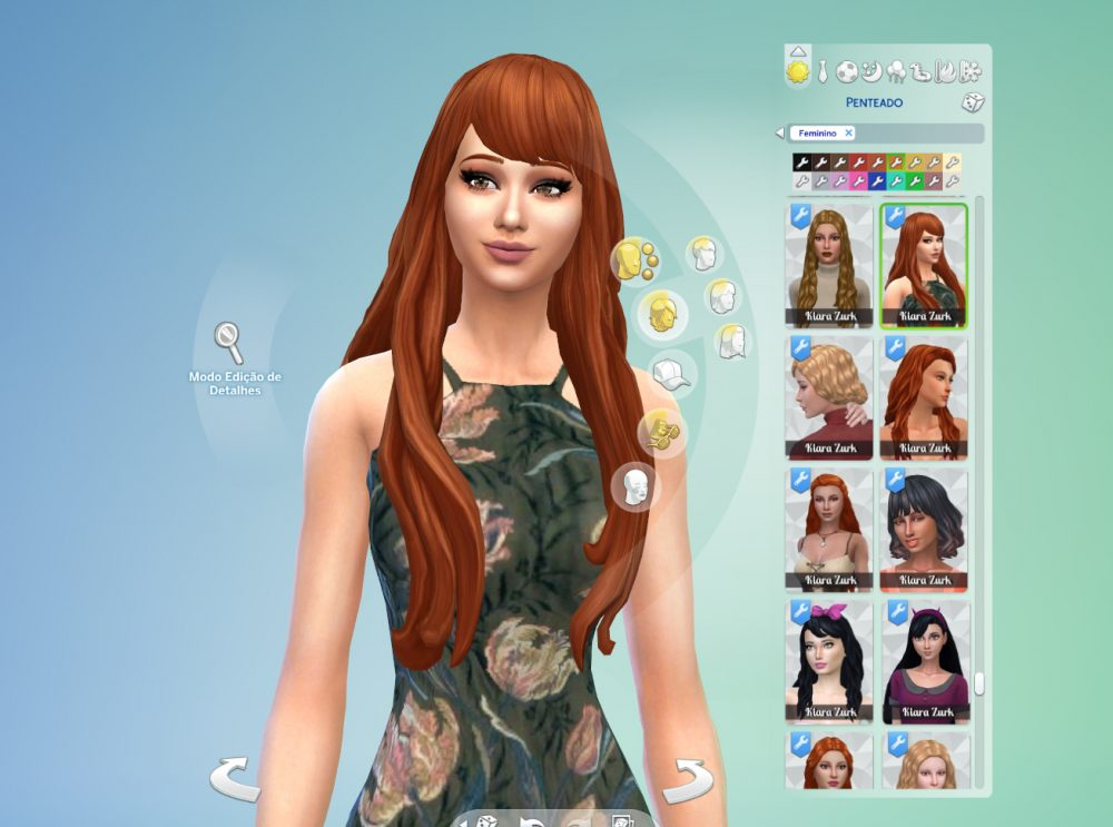 Nicole Hairstyle Version 2