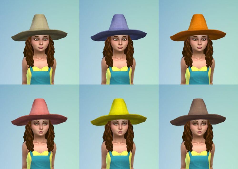 Party Hat Conversion