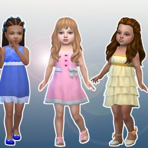 Toddlers Shoes Pack
