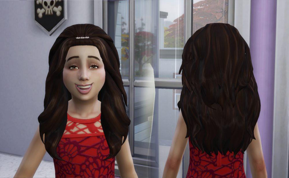 Daniella Hairstyle for Girls