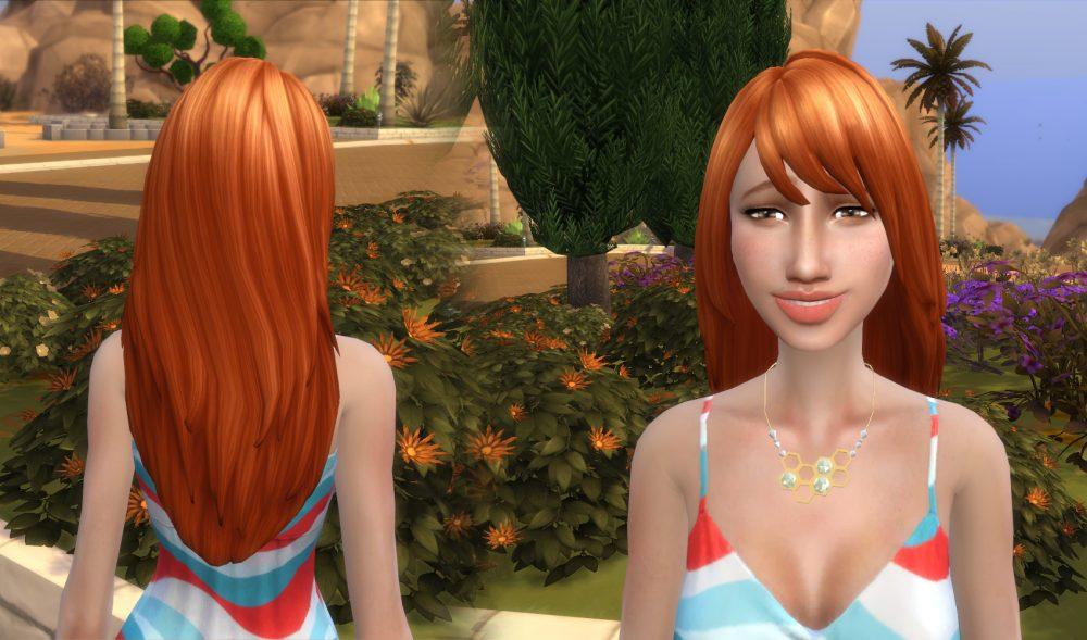 Eleanor Hairstyle