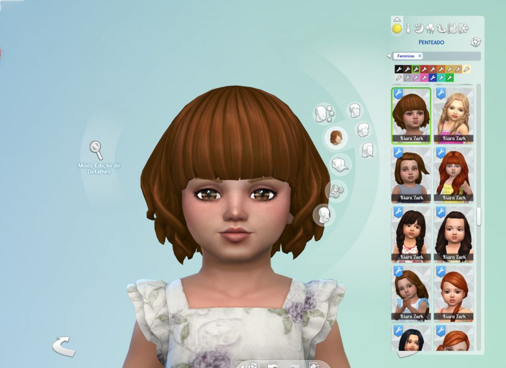 Felicity Hairstyle