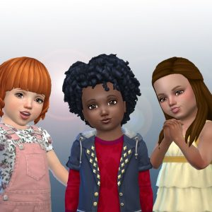 Toddlers Hair Pack 25