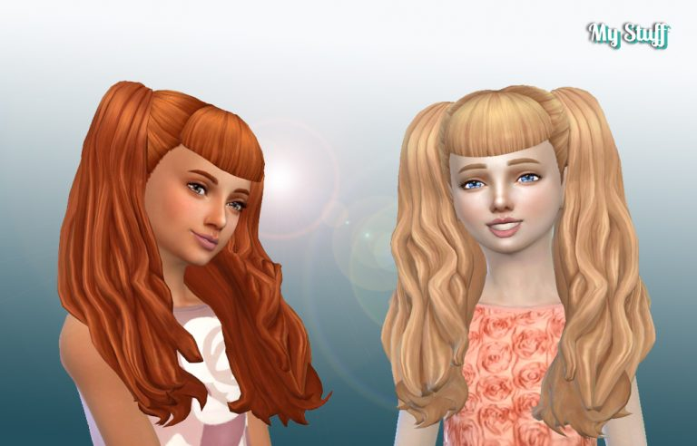 Georgia Hairstyle for Girls