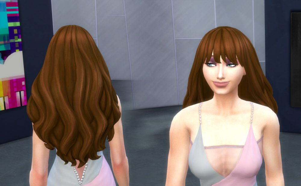 Ingrid Hairstyle