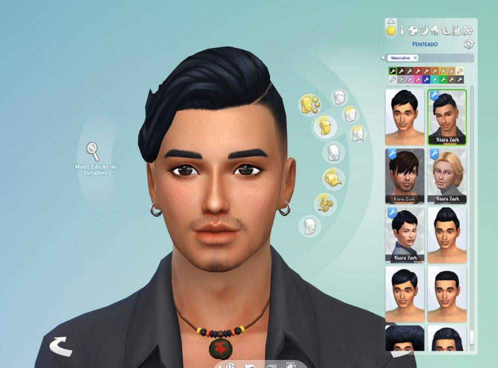 Nathan Hairstyle