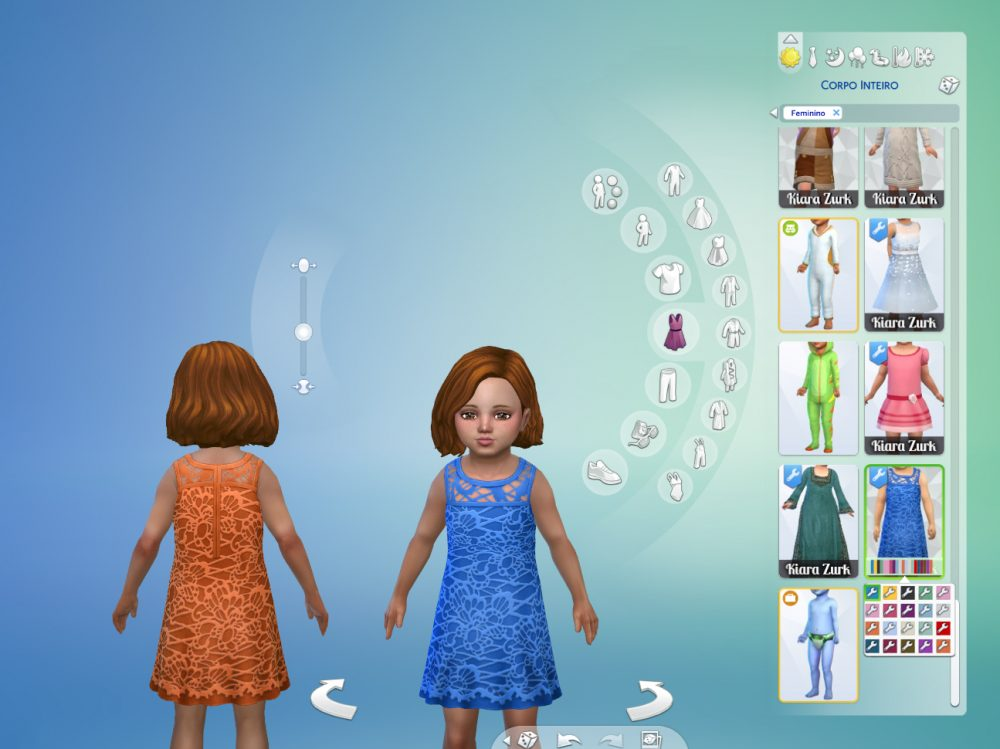 Dress Lace for Toddlers