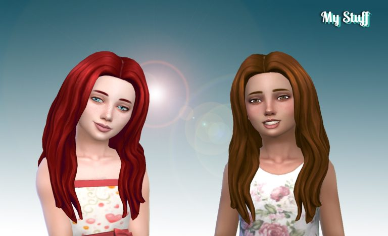 Christina Hairstyle for Girls 💕