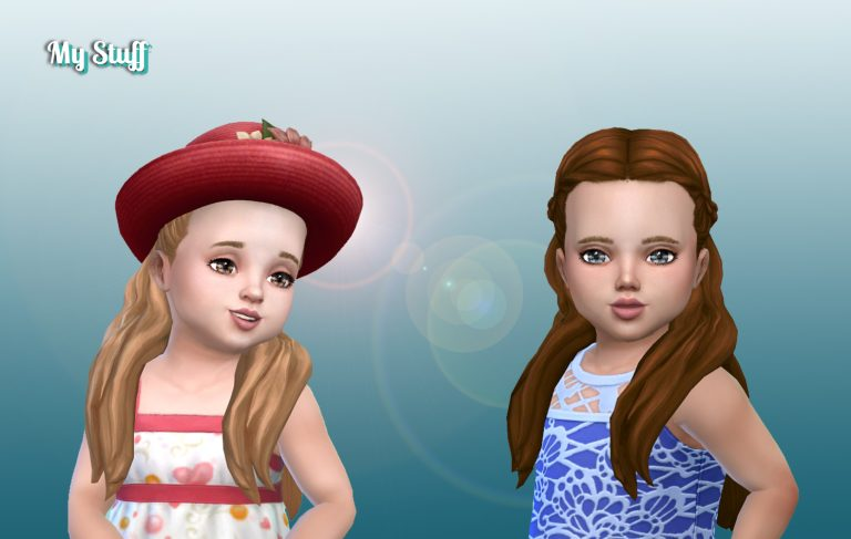 Lauren Hairstyle for Toddlers