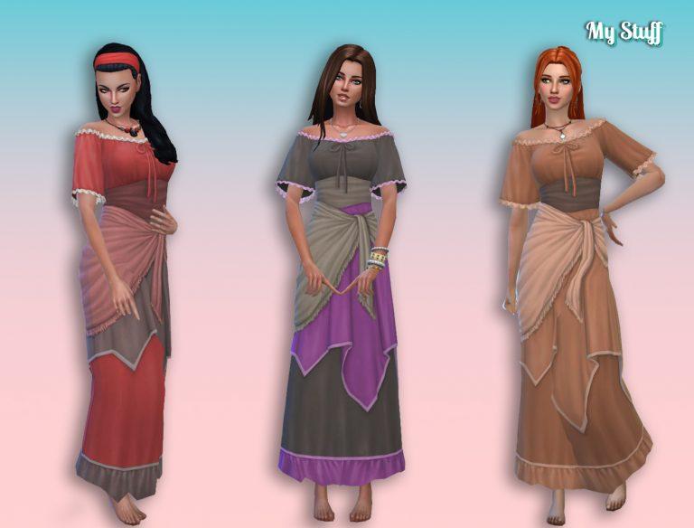 Divine Future Dress 💕
