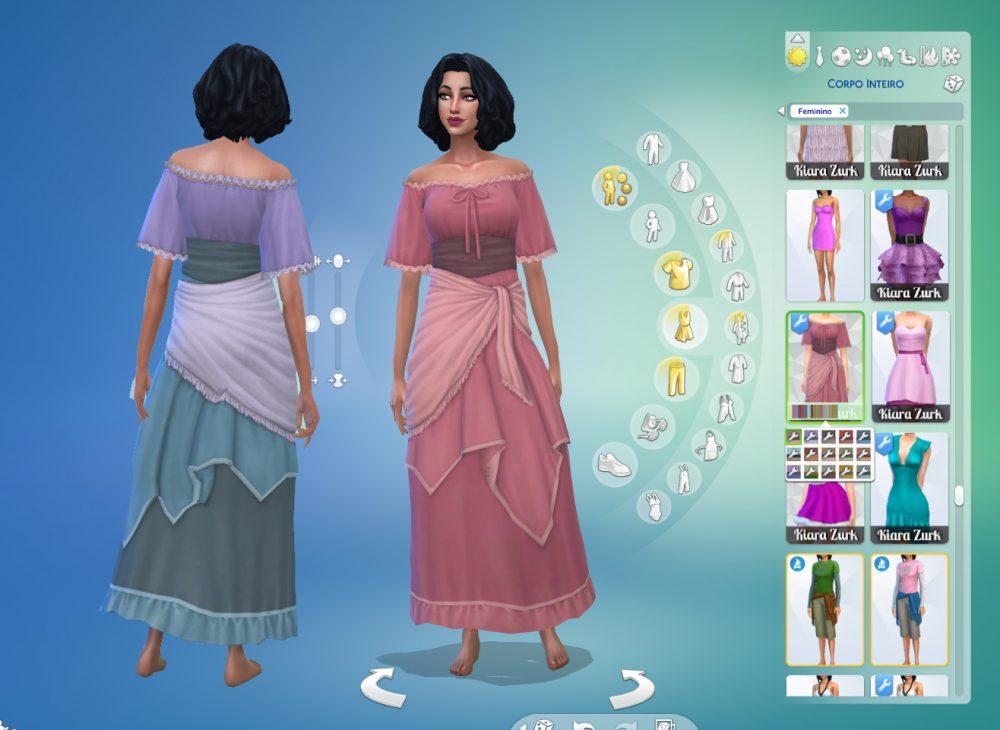 Divine Future Dress