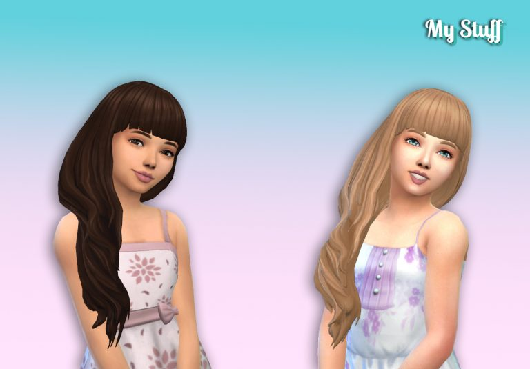 Jacelyn Hairstyle for Girls 💕