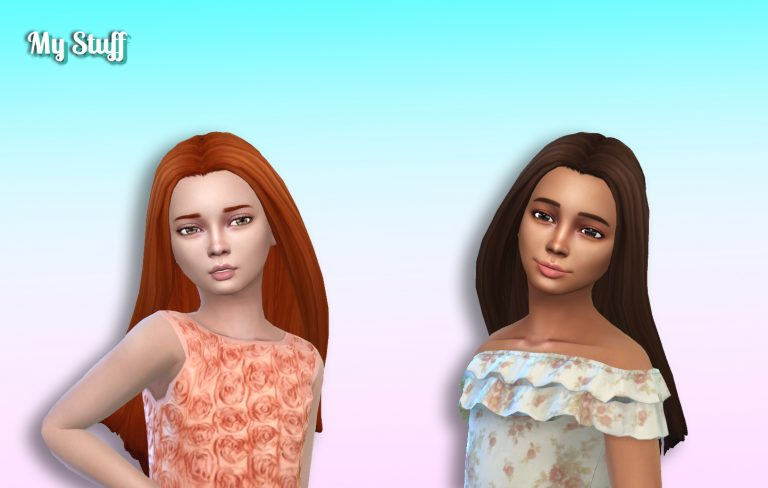 Destiny Hairstyle V2 for Girls 💕