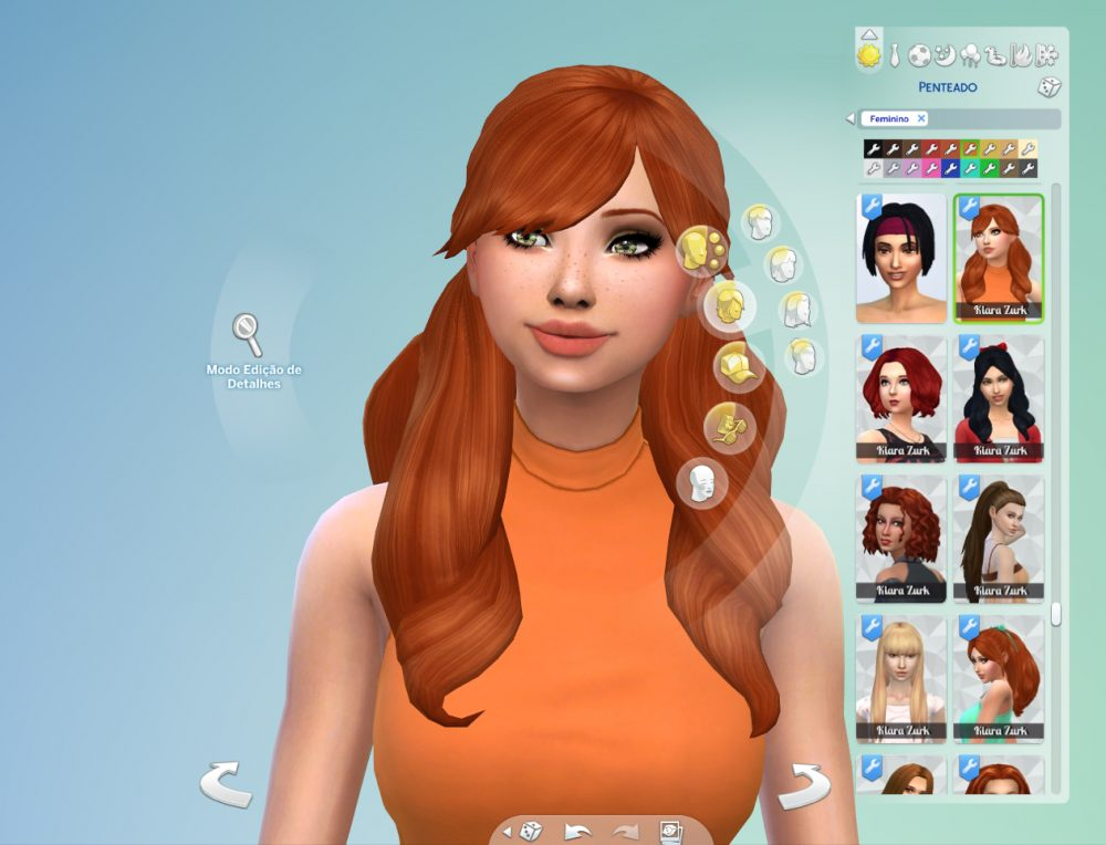 Florence Hairstyle