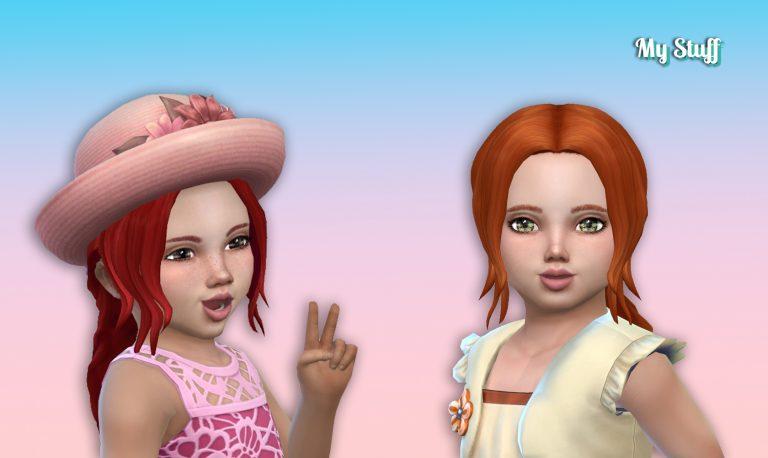 Caroline Braid for Toddlers