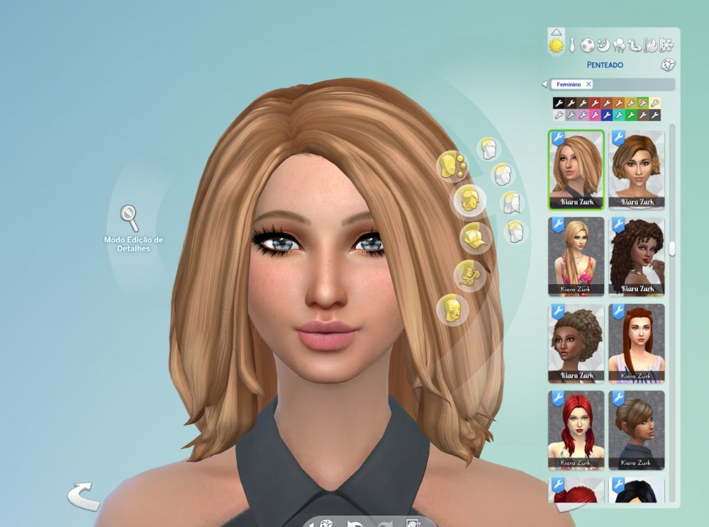 Victoria Hairstyle V2
