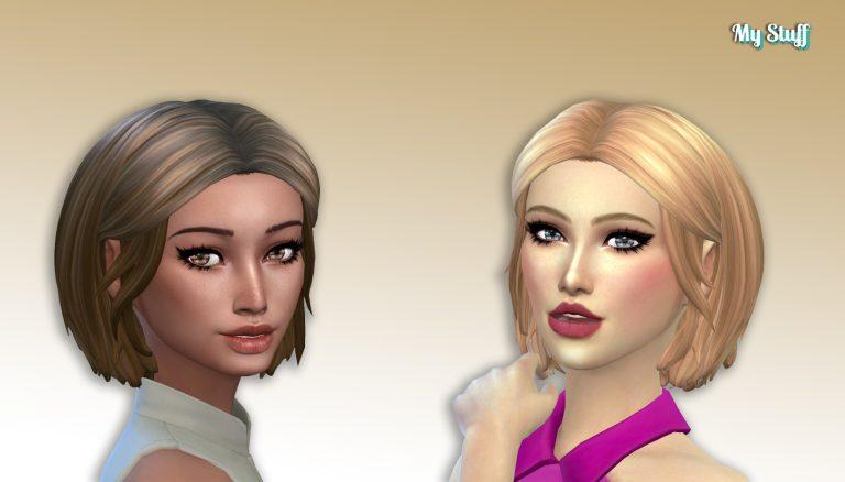 Sabine Hairstyle 💕