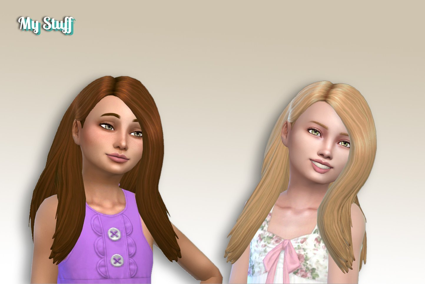 Penelope Hairstyle for Girls