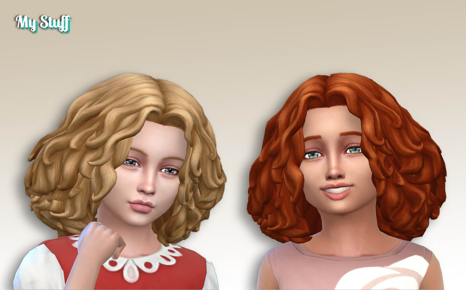 Louise Curls for Girls