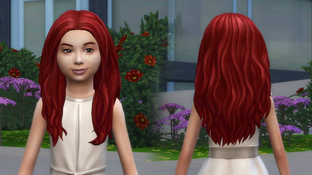 Elise Hairstyle for Girls