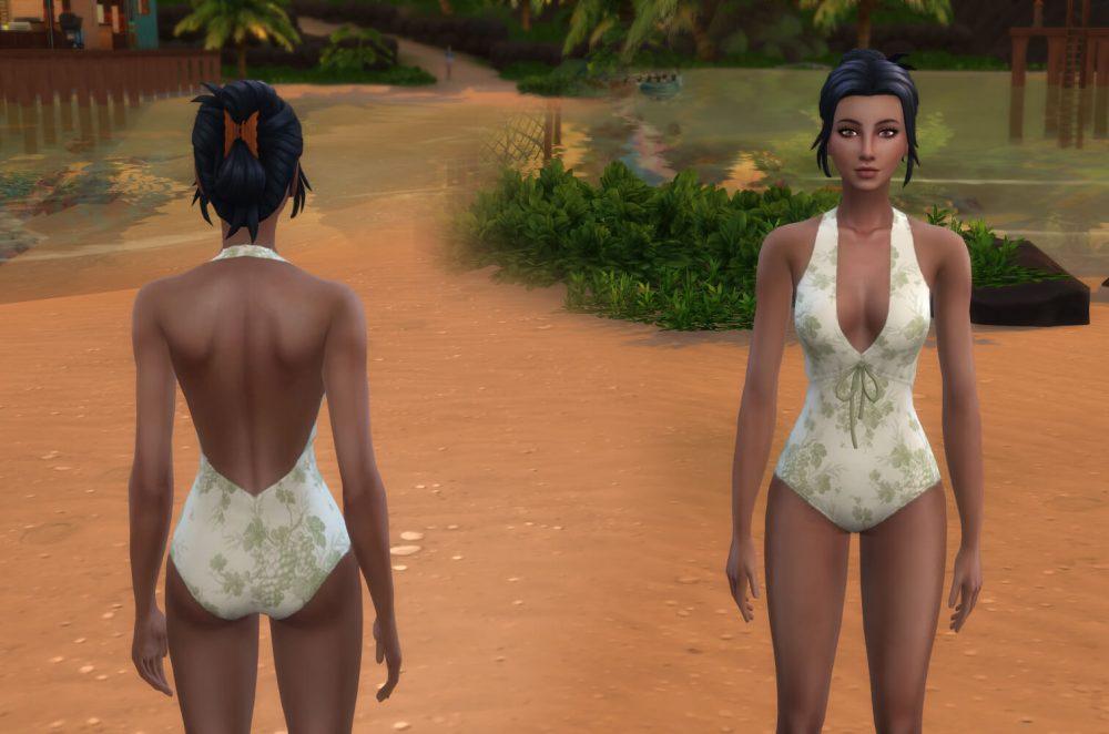 July Swimsuit