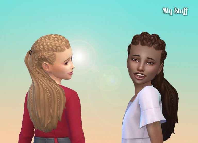 Magic Braids for Girls