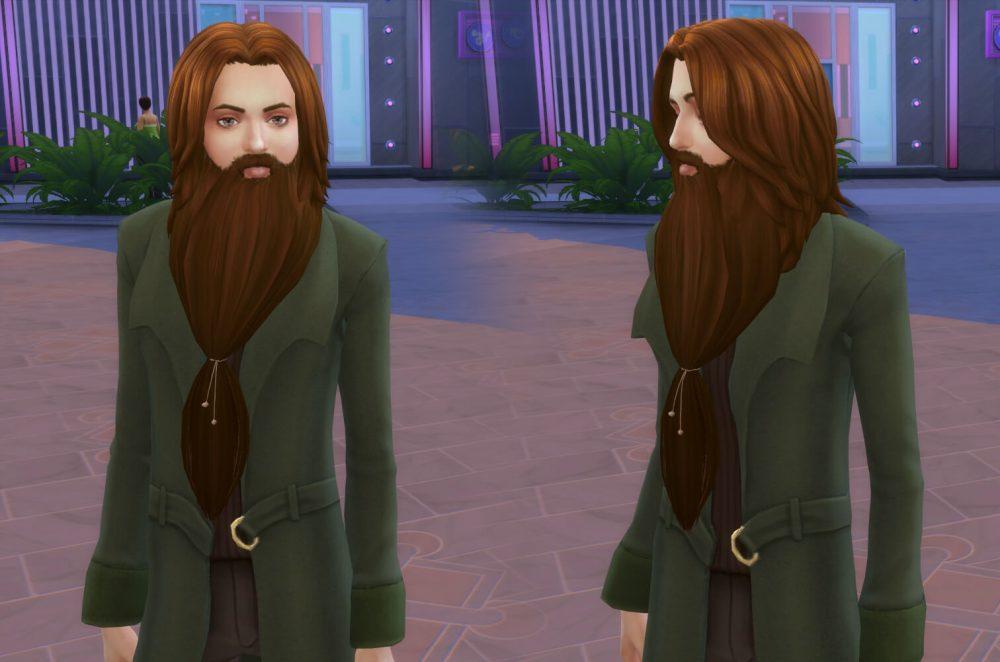 Albus Dumbledore Beard
