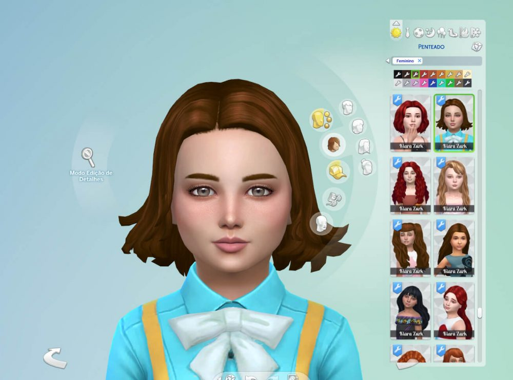 Taliyah Hairstyle for Girls