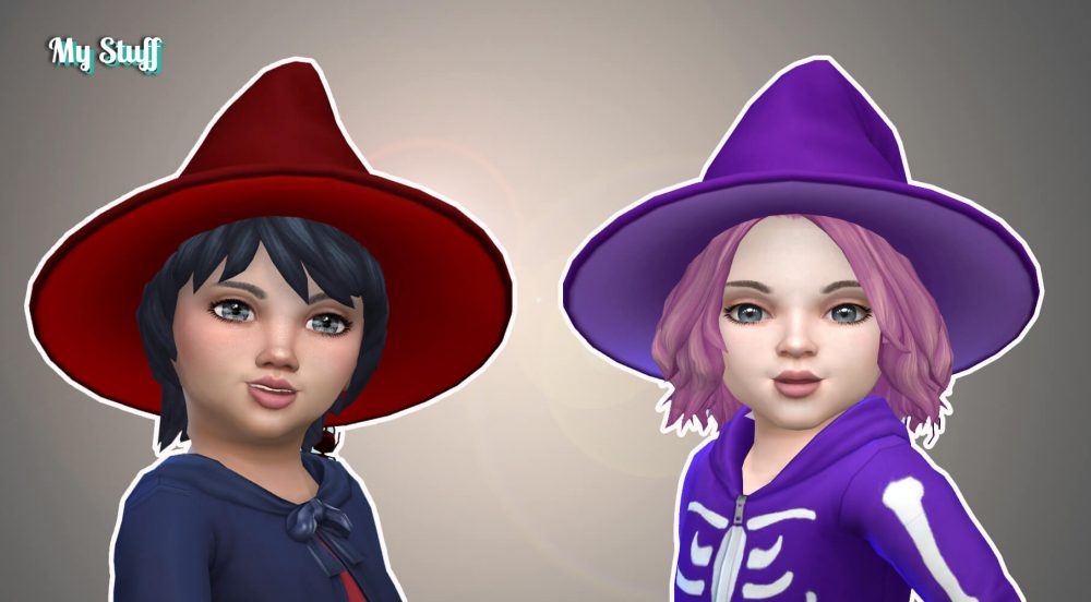 Witch Hat for Toddlers