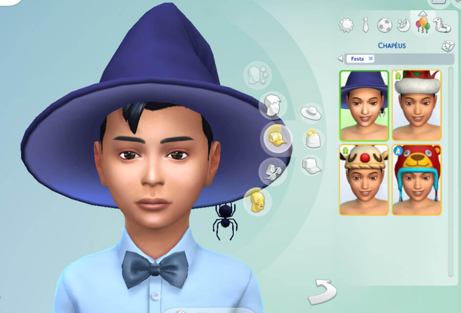 Witch Hat Conversion