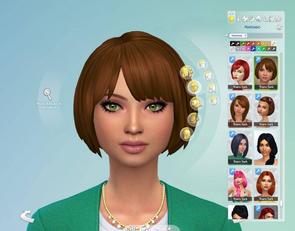Paloma Hairstyle