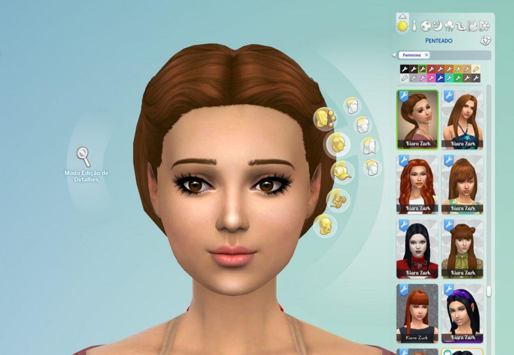Raquel Hairstyle