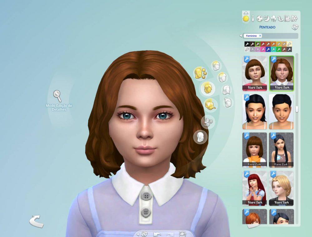 Joana Hairstyle for Girls