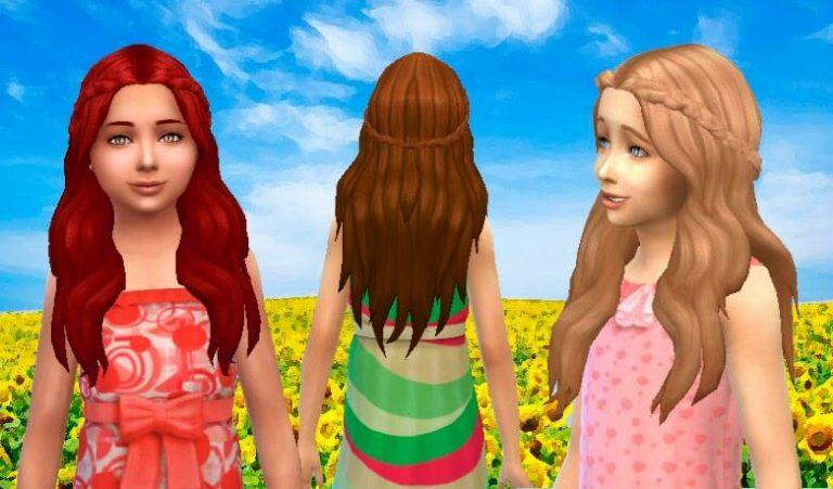 Sensitive Hair for Girls
