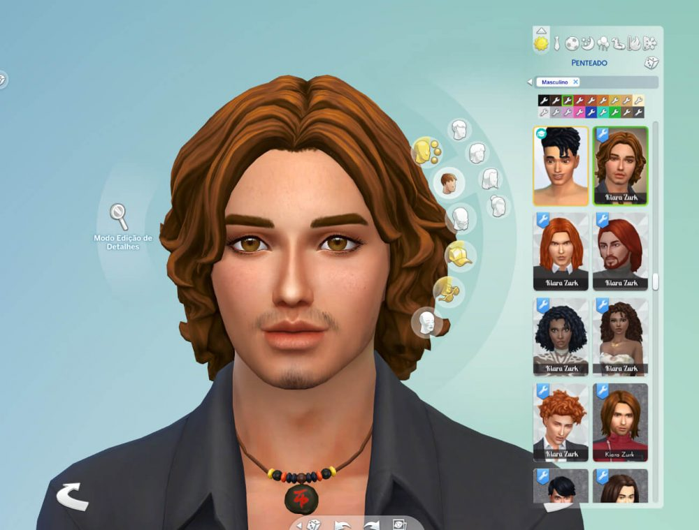 Rafael Hairstyle