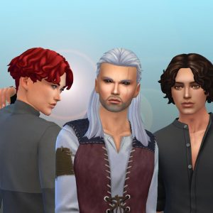 Male Hair Pack 8