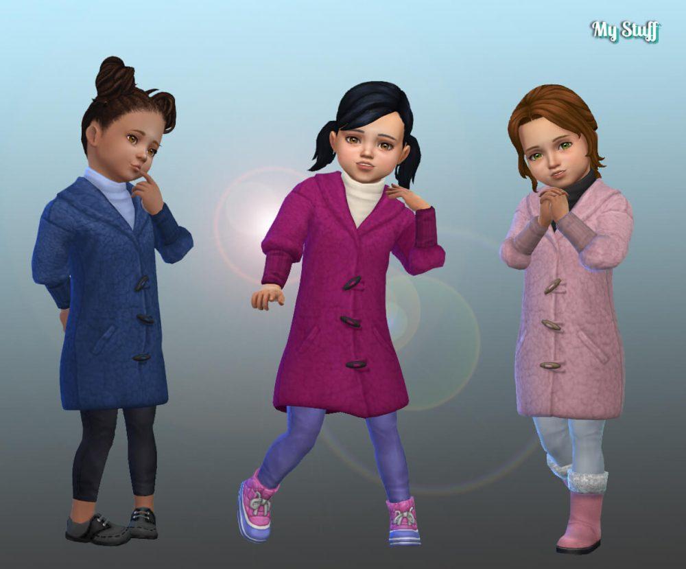 Jacket Fleece for Toddlers