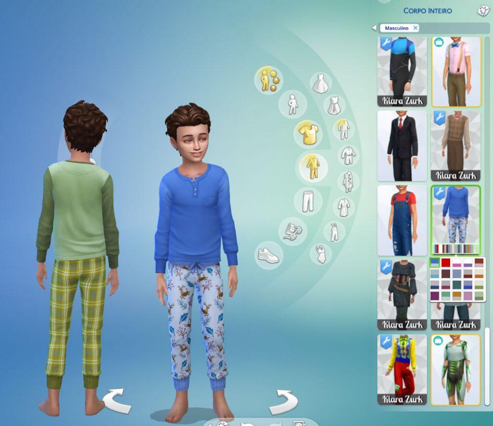 SP16 Pajama Conversion
