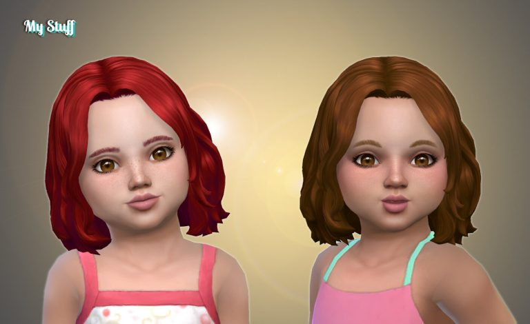 Joana Hairstyle for Toddlers