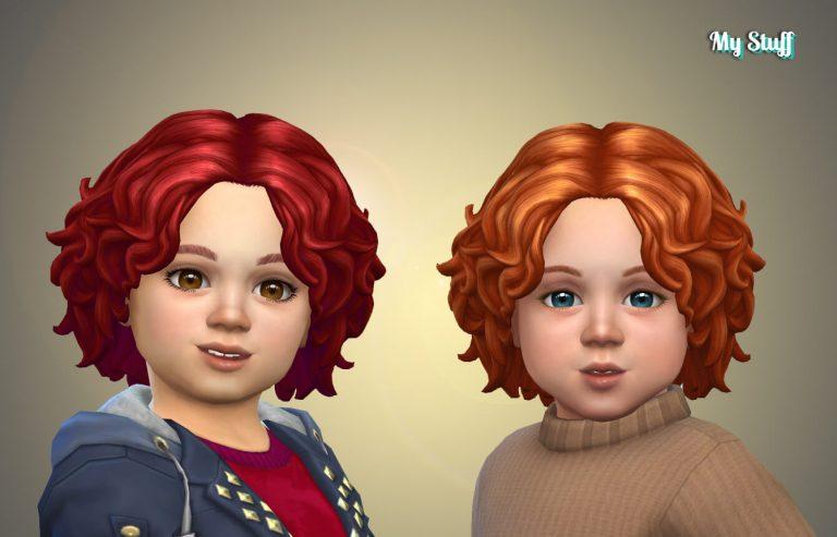 Luke Hair for Toddlers 💕