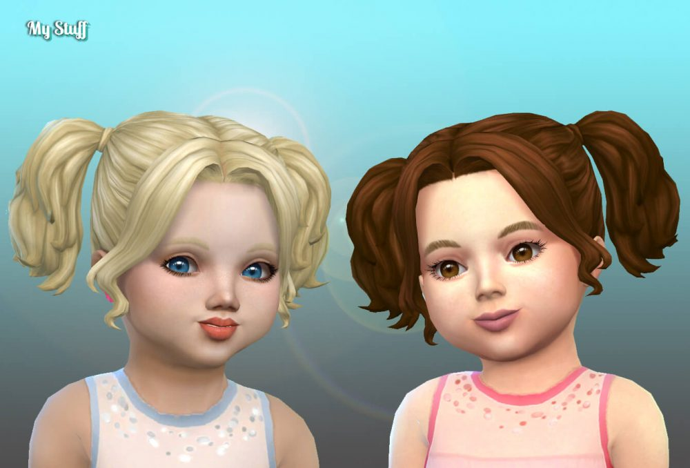 Lindsey Hairstyle for Toddlers