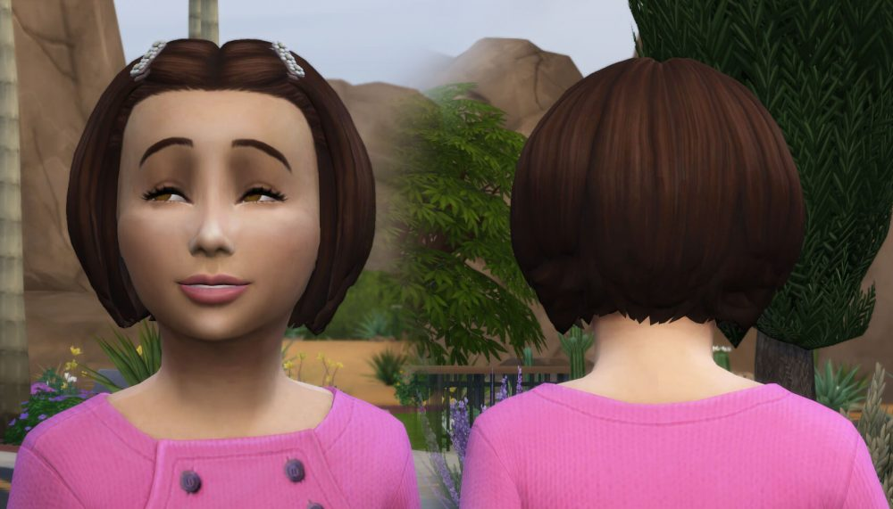 Callie Hairstyle for Girls