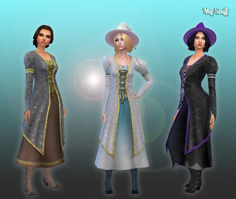 TS2 Witch Clothes 💕